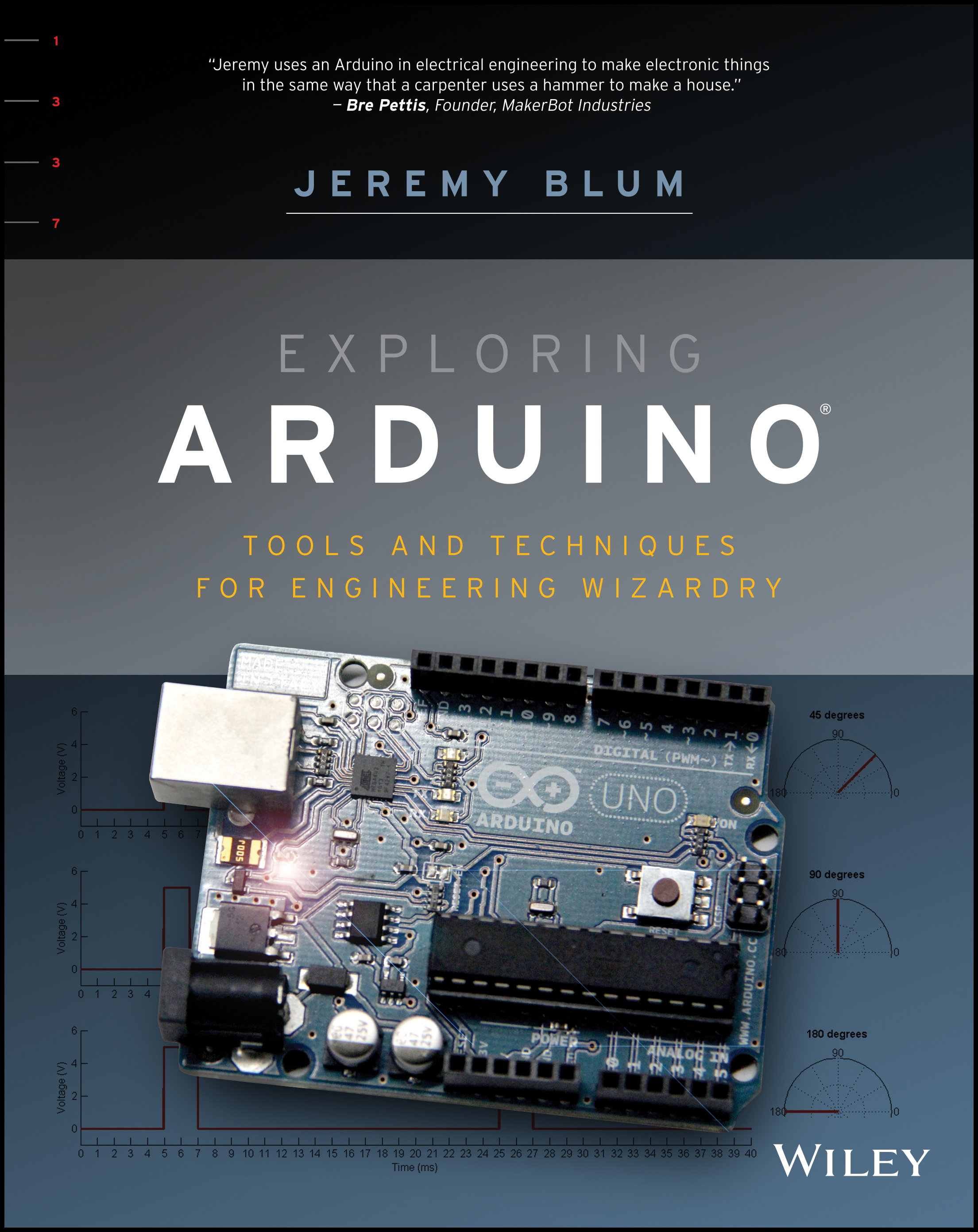 "Jeremy Blum\'s ""Exploring Arduino"" at this years OHS"